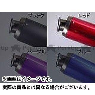 NR MAGIC アドレスV50 マフラー本体 V-SHOCKカラー ボディ:クリア サイレンサー:レッド オプション:※O2センサー対応モデル NRマジック
