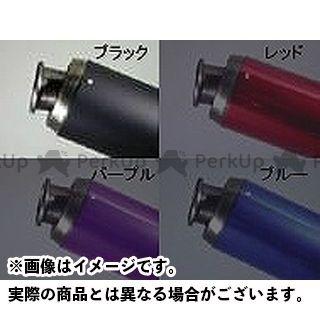 NR MAGIC レッツ4 レッツ5 マフラー本体 V-SHOCKカラー ※O2センサー対応モデル ブラック ブラック NRマジック