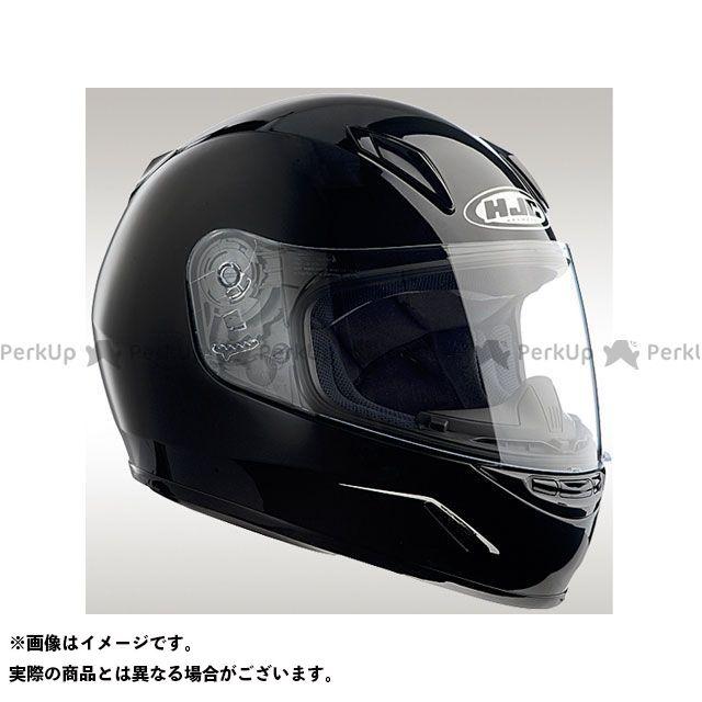 送料無料 HJC エイチジェイシー レディース・キッズヘルメット HJH057 CL-Y ソリッド ブラック M/51-52cm