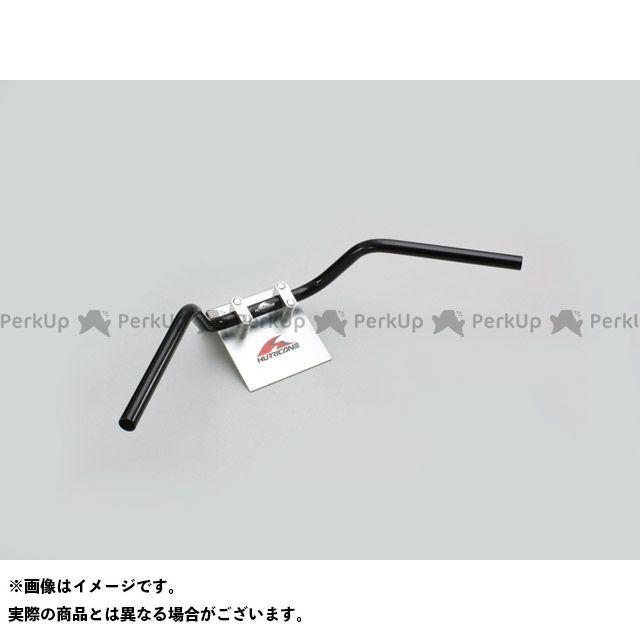 HURRICANE エイプ50 ハンドル関連パーツ ナロー3型 ハンドルセット ブラック ハリケーン