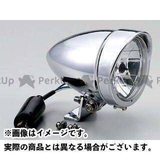 送料無料 HURRICANE グラストラッカー グラストラッカービッグボーイ バンバン200 ヘッドライト・バルブ 4.5マルチ スリムヘッドライトキット