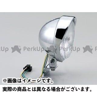送料無料 HURRICANE ビラーゴ250(XV250ビラーゴ) ビラーゴ400(XV400ビラーゴ) ヘッドライト・バルブ 5.5ベーツ バイザーTYPEヘッドライトキット