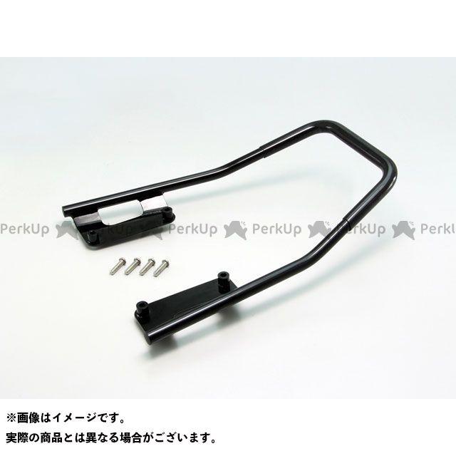 【エントリーで更にP5倍】HURRICANE MT-09 XSR900 タンデム用品 タンデムグリップ(ブラック) ハリケーン