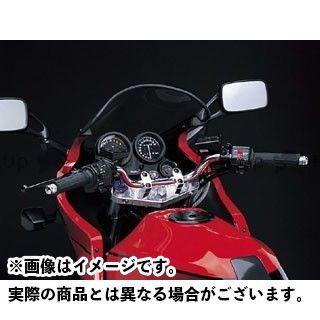 【無料雑誌付き】HURRICANE ニンジャ900 ハンドル関連パーツ ハンドルキット 超ジュラルミン コンチIV型 ハリケーン