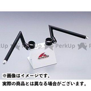 HURRICANE GPX250R ハンドル関連パーツ セパレートハンドル タイプI カラー:ブラック ハリケーン