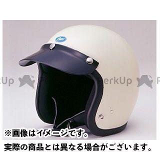 ブコ ジェットヘルメット ベビー ブコ レイト 60's スタイル プレーンモデル カラー:アイボリーホワイト サイズ:S/M(56-58cm) BUCO