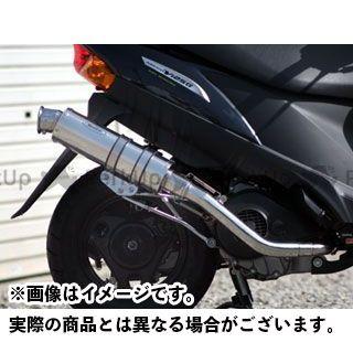 Realize Racing アドレスV125 マフラー本体 BLINK 材質:SUS(ステンレス) リアライズ
