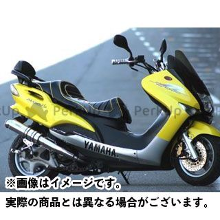 Realize Racing マジェスティ125 マフラー本体 EXIST 材質:SUS(ステンレス) リアライズ