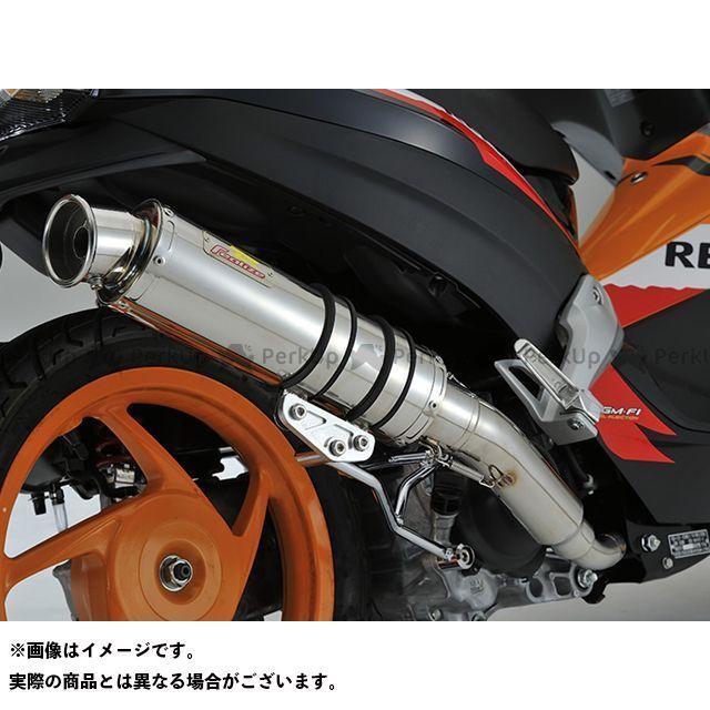 Realize Racing その他のモデル マフラー本体 EXIST 材質:SUS(ステンレス) リアライズ