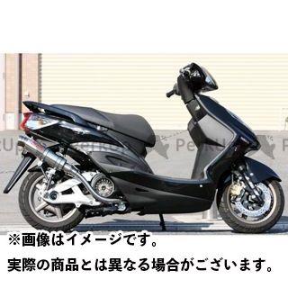 【エントリーで更にP5倍】K2-tec シグナスX マフラー本体 シグナスX GP-R 車種:台湾5期O2センサー対応 仕様:STD ステンレスサイレンサー 出口形状:M1タイプ ケイツーテック