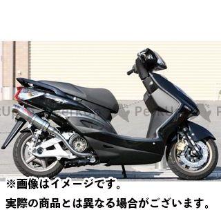 【エントリーで更にP5倍】K2-tec シグナスX マフラー本体 シグナスX GP-R 車種:国内・台湾O2センサー無し 仕様:STD ステンレスサイレンサー 出口形状:M1タイプ ケイツーテック