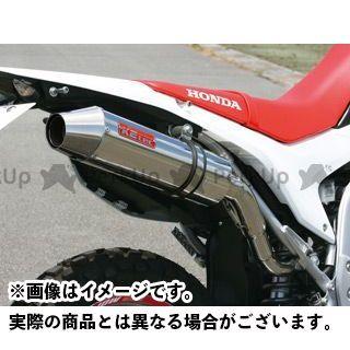 【エントリーで最大P21倍】K2-tec CRF250L CRF250M マフラー本体 CRF250L/CRF250M K-Dirt「ケイ・ダート」スリップオンマフラー 仕様:モタードタイプ 付属:小バッフル ケイツーテック