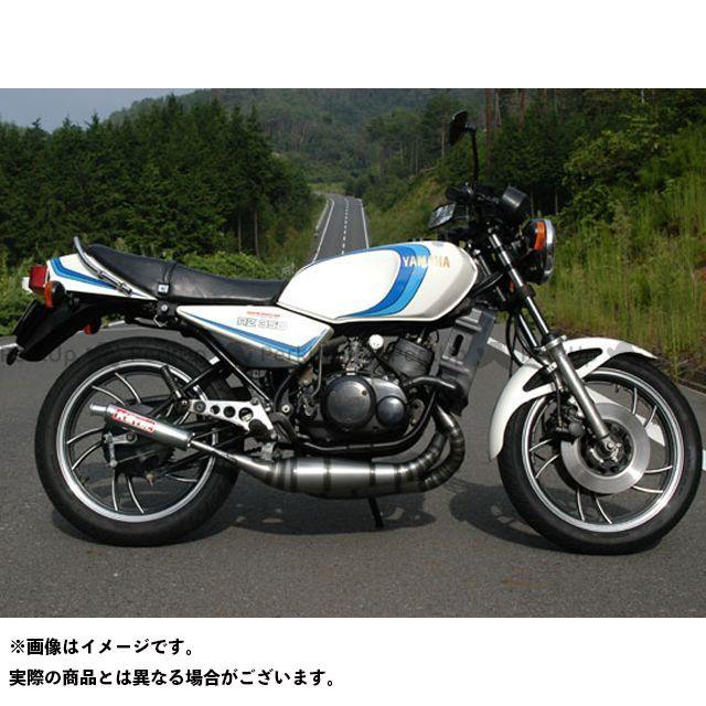 【無料雑誌付き】K2-tec RZ350 チャンバー本体 RZ350 クロスチャンバー TYPE-2 ケイツーテック