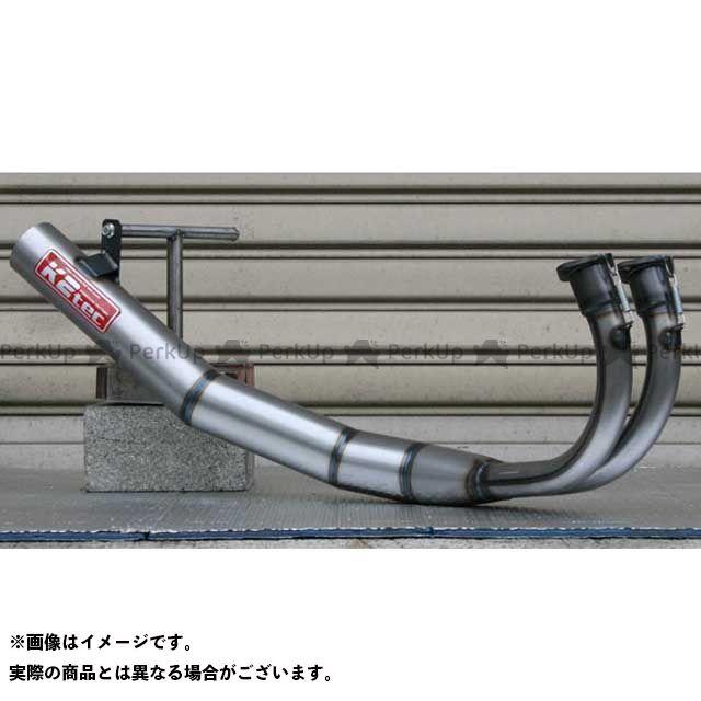 K2-tec RZ250R RZ350R チャンバー本体 RZ-R ストレート集合クリアー 仕様:右出し ケイツーテック