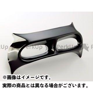 ACTIVE ZZR1100 ドレスアップ・カバー FUZZY ファジーノーズ カラー:FRP製黒ゲルコート仕上げ アクティブ