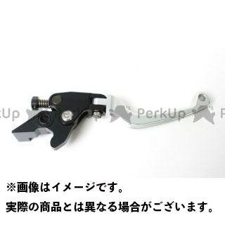 ACTIVE レバー ビレットレバー STDタイプ ブレーキ ショートレバー(ブラック×シルバー) アクティブ
