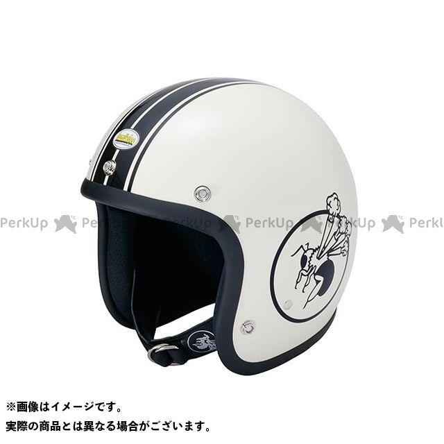 バンブルビー ジェットヘルメット BBHM-01N ヘルメット カラー:アイボリー サイズ:SM/56-58cm Bumblebee
