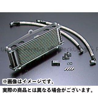 アクティブ ACTIVE オイルクーラー 冷却系 ACTIVE オイルクーラー オイルクーラーキット ストレート #6 9-10R ブラック アクティブ