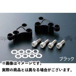 ACTIVE キャリパー フロントキャリパーサポート(brembo 65mmピッチ/大径) カラー:ブラック アクティブ