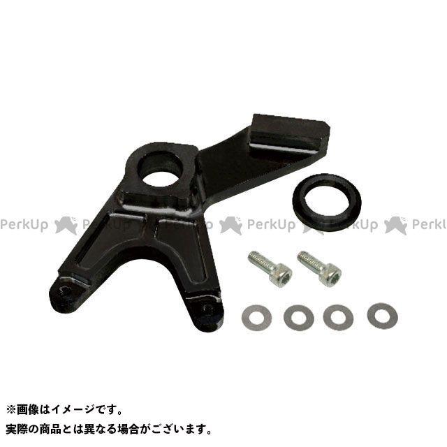 ACTIVE GSX-R1000 キャリパー リアキャリパーサポート(ブラック) アクティブ