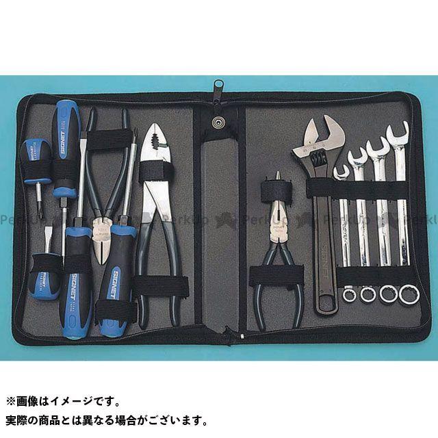シグネット 市場 SIGNET ハンドツール 工具 無料雑誌付き 81245SN 日本正規代理店品 モーターサイクル用工具セット