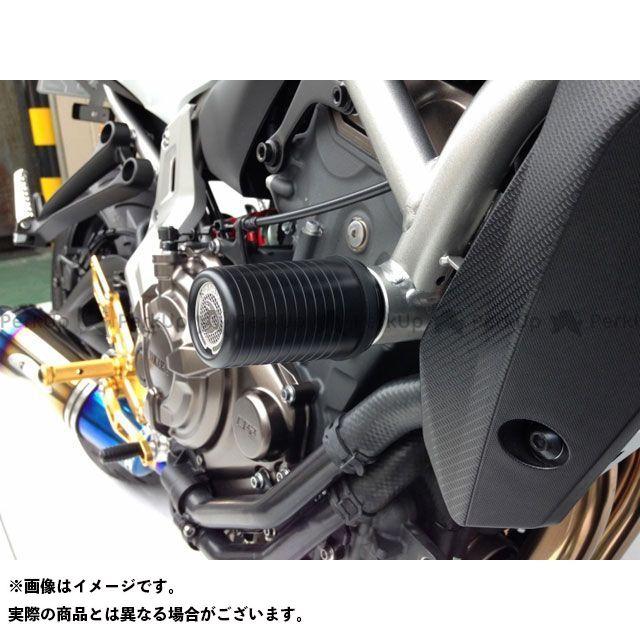 【無料雑誌付き】K-FACTORY MT-07 スライダー類 エンジンスライダー Kファクトリー