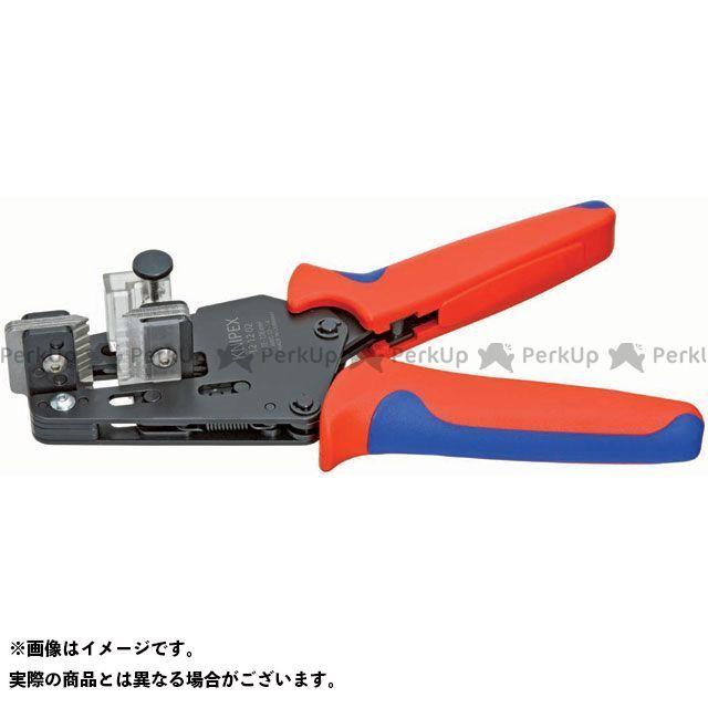 【無料雑誌付き】KNIPEX ハンドツール 1212-02 ワイヤーストリッパー クニペックス