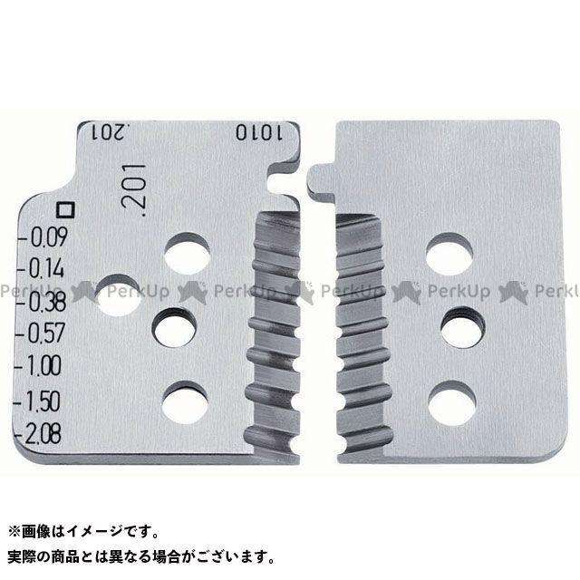 送料無料 KNIPEX クニペックス ハンドツール 1219-02 替刃(1212-02用)