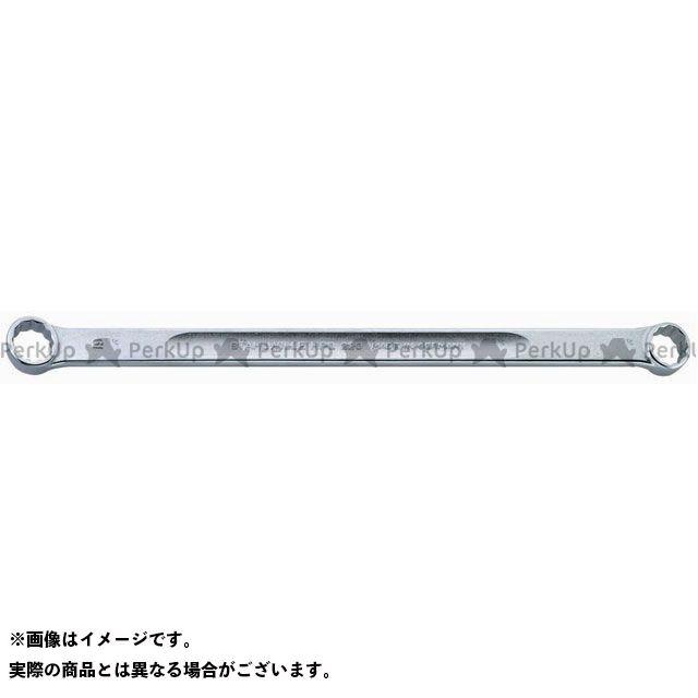 送料無料 STAHLWILLE スタビレー ハンドツール 220-19X22 ロングメガネレンチ(HPQ)