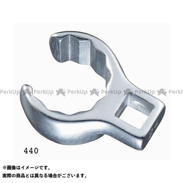 【無料雑誌付き】STAHLWILLE ハンドツール 440-12(1/4SQ) クローリングスパナ スタビレー
