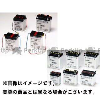 大注目 GSユアサ GS YUASA バッテリー関連パーツ Seasonal Wrap入荷 電装品 6V 6N2A-2C 汎用 無料雑誌付き 開放式バッテリー