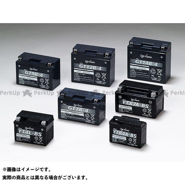 【エントリーで更にP5倍】GS YUASA 汎用 バッテリー関連パーツ VRLA(制御弁式バッテリー) 12V メンテナンスフリー GT12B-4(液入り充電済) GSユアサ