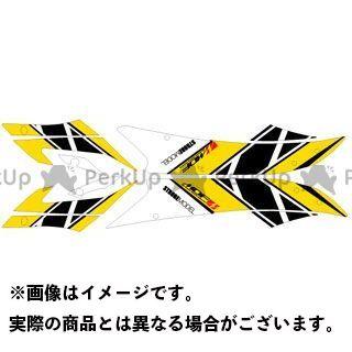 【エントリーで更にP5倍】エムディーエフ YZF-R6 ドレスアップ・カバー YZF-R6(06-07) グラフィックキット ストロボモデル パンプキンイエロータイプ タイプ:フロントサイドセット MDF