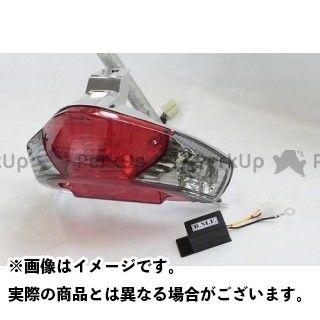 【無料雑誌付き】BMOON アドレスV125 テール関連パーツ LEDテールASSY/デジタルリレーセット/アドレスV125/K5/K6 Bムーンファクトリー