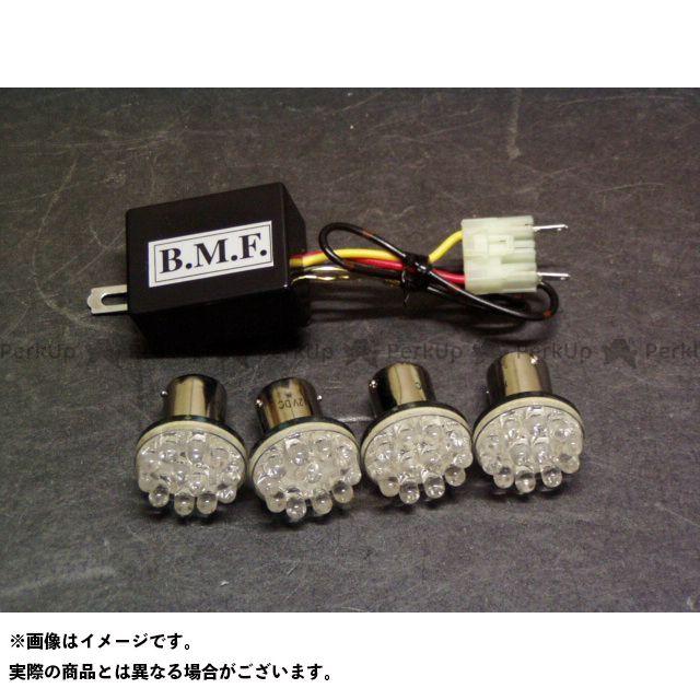 【無料雑誌付き】BMOON シグナスX ウインカー関連パーツ LEDウインカーバルブ/デジタルリレーセット/シグナスX125(2013/3型国内モデル) Bムーンファクトリー
