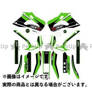 【エントリーで更にP5倍】エムディーエフ Dトラッカー ドレスアップ・カバー D-TRACKER(-03) グラフィックキット アタッカーモデル グリーンタイプ タイプ:コンプリートセット MDF