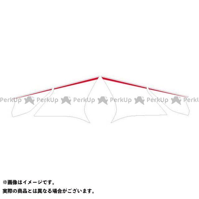【エントリーで更にP5倍】エムディーエフ 1199パニガーレ 899パニガーレ ドレスアップ・カバー 1199/899 全年式 グラフィックキット ベースモデル ホワイトタイプ タイプ:フロントサイドセット MDF