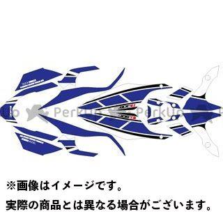 エムディーエフ MT-07 ドレスアップ・カバー MT-07(14-17) グラフィックキット ストロボモデル ブルータイプ タイプ:コンプリートセット MDF