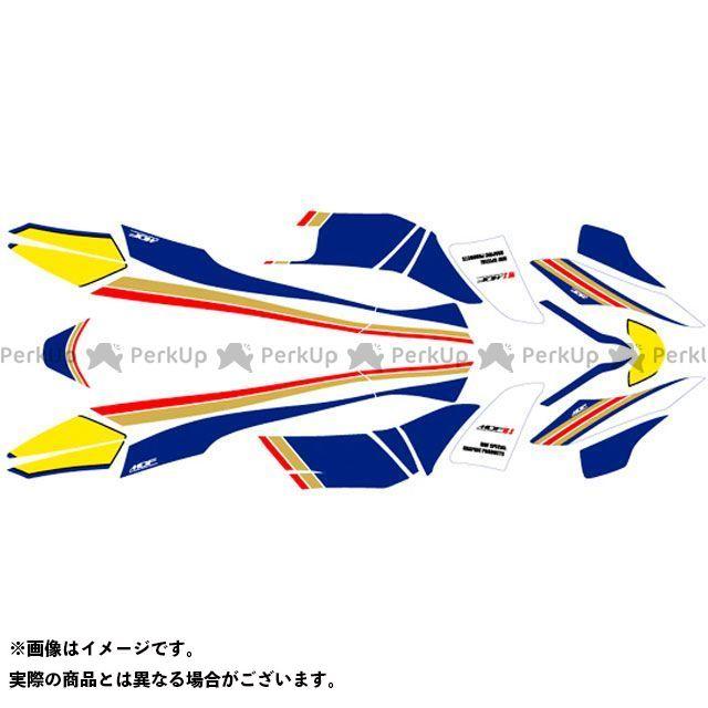 【エントリーで更にP5倍】エムディーエフ PCX125 ドレスアップ・カバー PCX(10-14) グラフィックキット ロスマンズモデル ロスマンズタイプ タイプ:コンプリートセット MDF