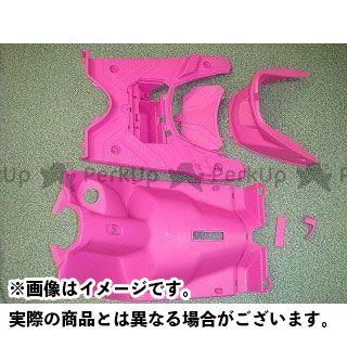 ケイエヌキカク ビーウィズ125 ドレスアップ・カバー カラーインナーパーツセット ピンク KN企画