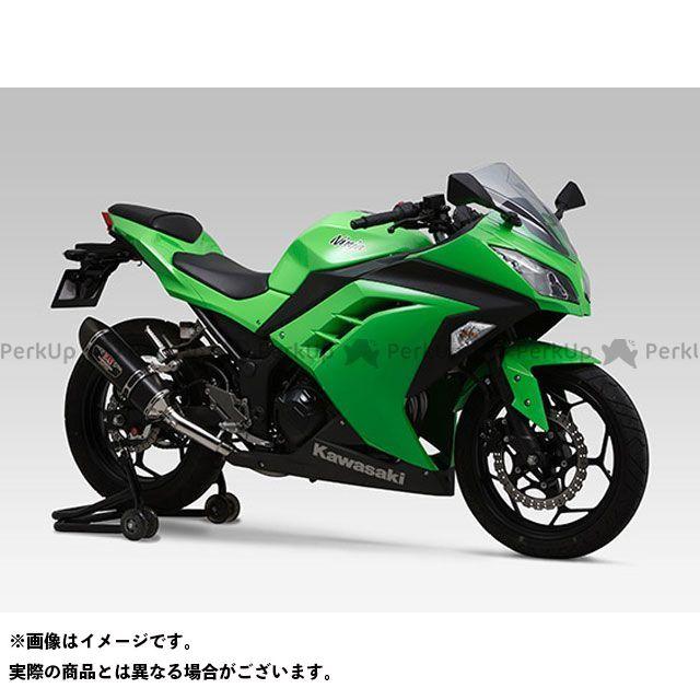 YOSHIMURA その他のモデル マフラー本体 Slip-On R-77S サイクロン カーボンエンド EXPORT SPEC 政府認証 サイレンサー:STC(チタンカバー/カーボンエンドタイプ) ヨシムラ