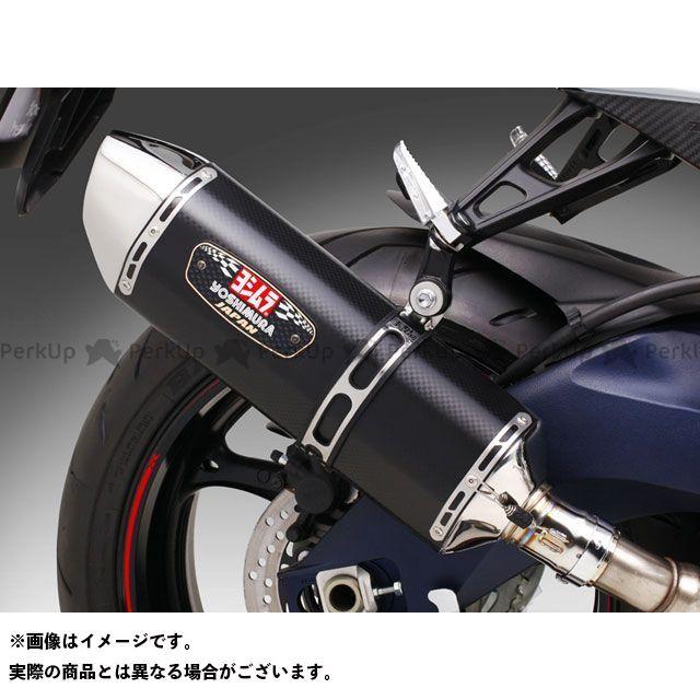 YOSHIMURA GSX-R1000 マフラー本体 Slip-On R-77J サイクロン EXPORT SPEC サイレンサー:SSS(ステンレスカバー/ステンレスエンドタイプ) ヨシムラ