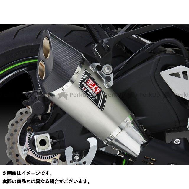 YOSHIMURA ニンジャZX-10R マフラー本体 Slip-On R-11サイクロン 2エンド EXPORT SPEC サイレンサー:SM(メタルマジックカバー) ヨシムラ