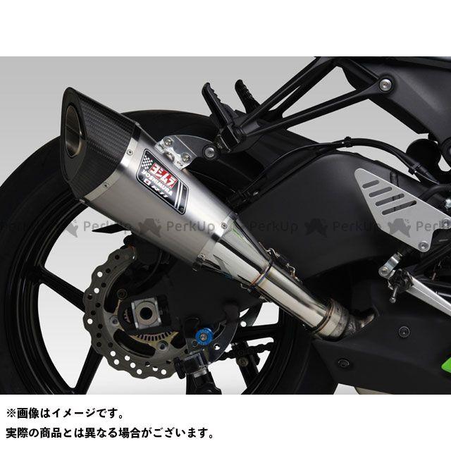 YOSHIMURA ニンジャZX-6R マフラー本体 Slip-On R-11 サイクロン 1エンド EXPORT SPEC 政府認証 サイレンサー:ST(チタンカバー) ヨシムラ