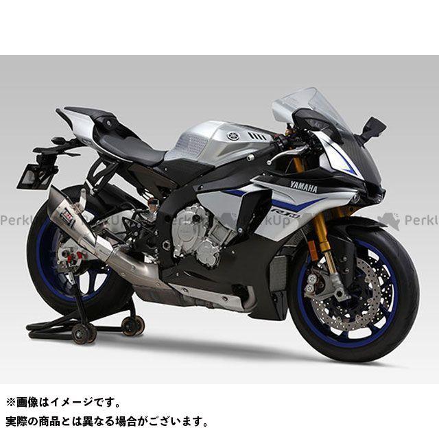 YOSHIMURA YZF-R1 YZF-R1M マフラー本体 Slip-On R-11 サイクロン 1エンド EXPORT SPEC 政府認証 サイレンサー:ST(チタンカバー) ヨシムラ