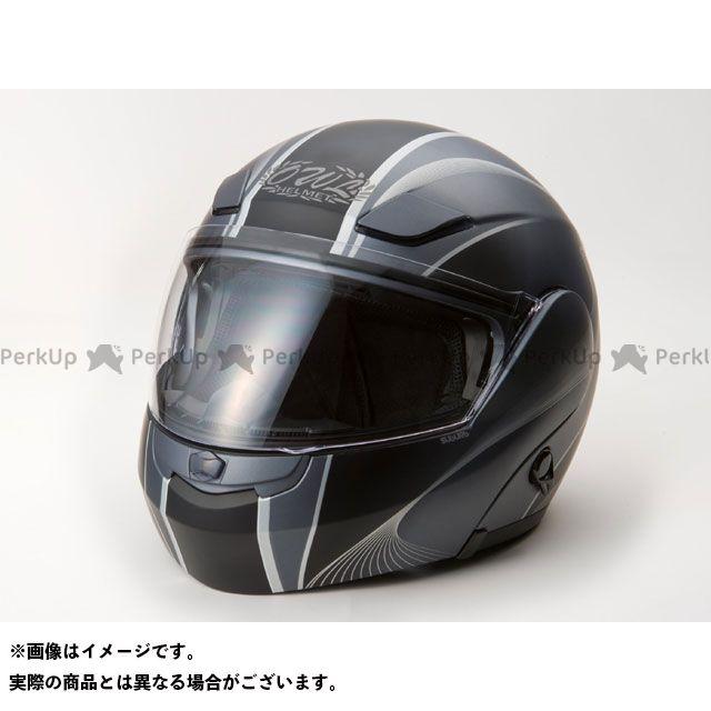 アウル システムヘルメット(フリップアップ) 【特価セール】 ハイブリッドヘルメット マットチタン/ブラック S OWL