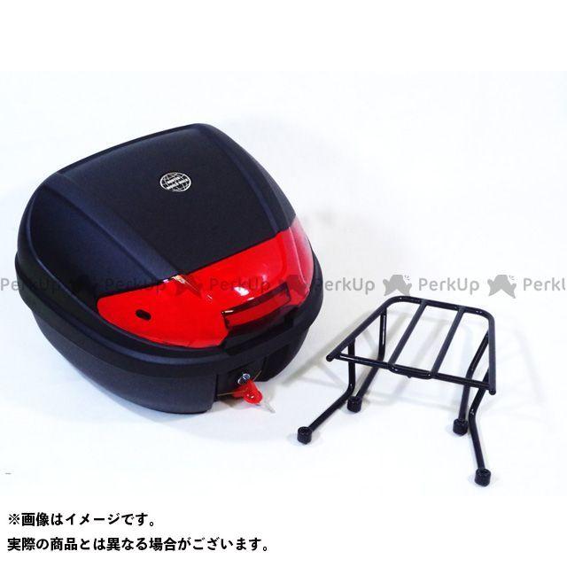 【特価品】WW シグナスX ツーリング用ボックス シグナスX用 リアキャリア リアボックスセット 容量:30リッター ワールドウォーク