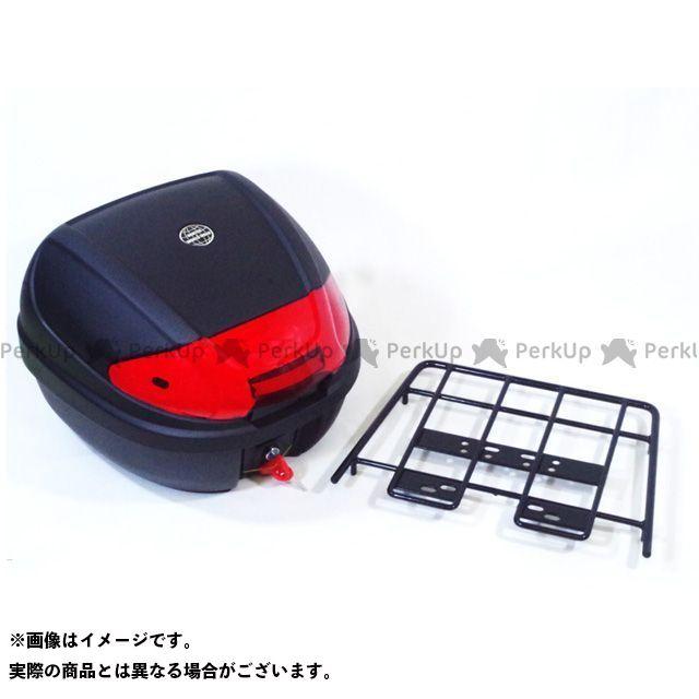 【特価品】WW スカイウェイブ250 ツーリング用ボックス スカイウェイブ CJ43用 リアキャリア リアボックスセット 容量:30リッター ワールドウォーク