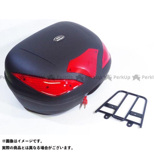 【特価品】WW PCX125 PCX150 ツーリング用ボックス PCX用 リアキャリア リアボックスセット 容量:43リッター ワールドウォーク