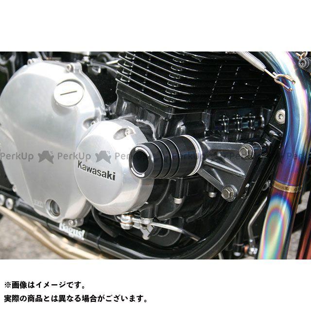 STRIKER ゼファー1100 スライダー類 システムガードスライダー